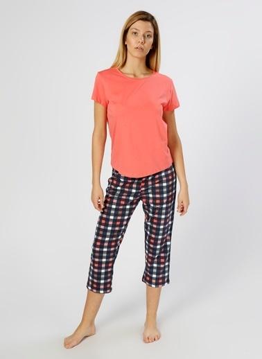 T-Box Pijama Takım Mercan